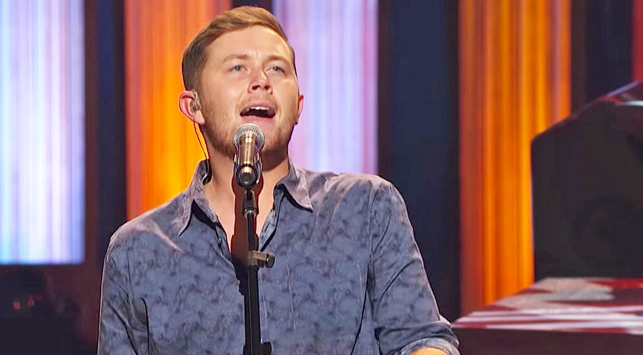 Scotty mccreery Songs | Scotty McCreery Mashes Multiple Country Classics Into One Rockin' Medley | Country Music Videos