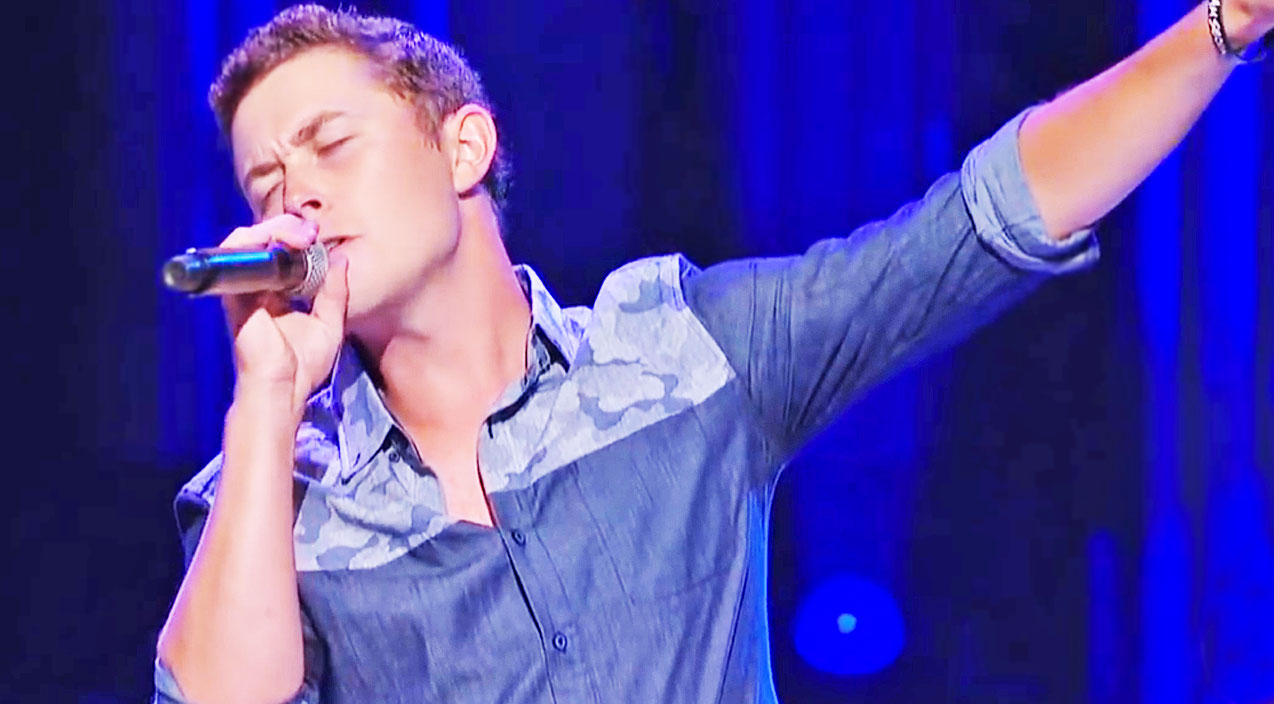 Scotty mccreery Songs | Scotty McCreery Stuns with Alan Jackson's 'Where Were You (When The World Stopped Turning)' | Country Music Videos