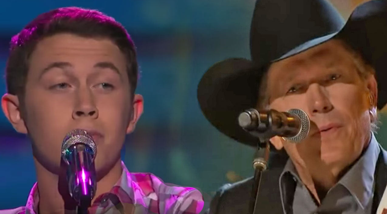 Scotty mccreery Songs | Scotty McCreery Pays Tribute To George Strait With Heart-Stopping Cover of 'Check Yes Or No' | Country Music Videos
