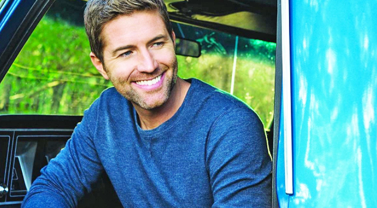 Josh turner Songs   Josh Turner Will Leave You Blushing With His Sexiest Single Since 'Your Man'   Country Music Videos