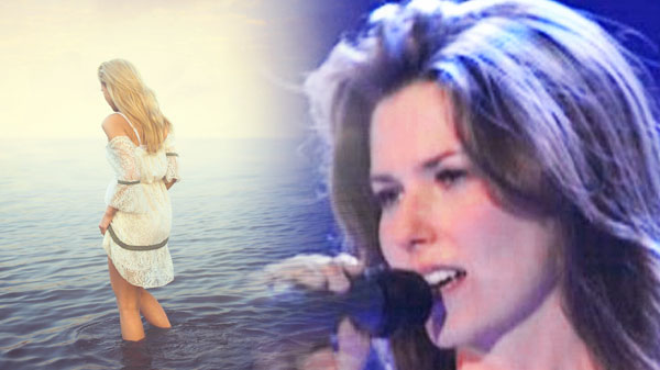 Shania twain Songs | Shania Twain - It Only Hurts When I'm Breathing (LIVE) (WATCH) | Country Music Videos