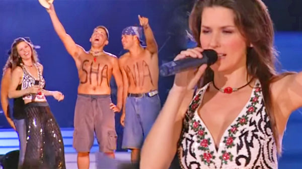 Shania twain Songs | Shania Twain - In My Car (I'll Be The Driver) (LIVE) (WATCH) | Country Music Videos