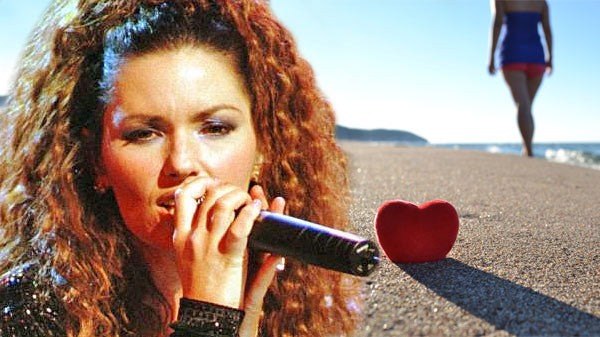Shania twain Songs | Shania Twain - (If You're Not In It For Love) I'm Outta Here! (LIVE at 1996 World Music Awards) | Country Music Videos