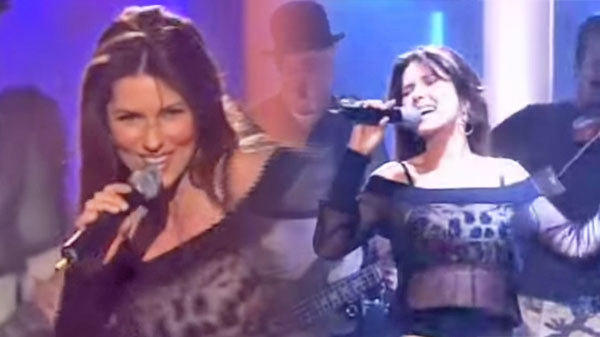Shania twain Songs | Shania Twain - Thank You Baby! (For Makin' Someday Come So Soon) (LIVE) (WATCH) | Country Music Videos
