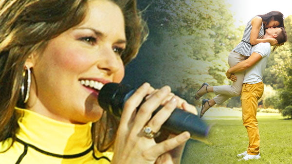 Shania twain Songs | Shania Twain - Thank You Baby! (Live in Chicago - 2003) | Country Music Videos