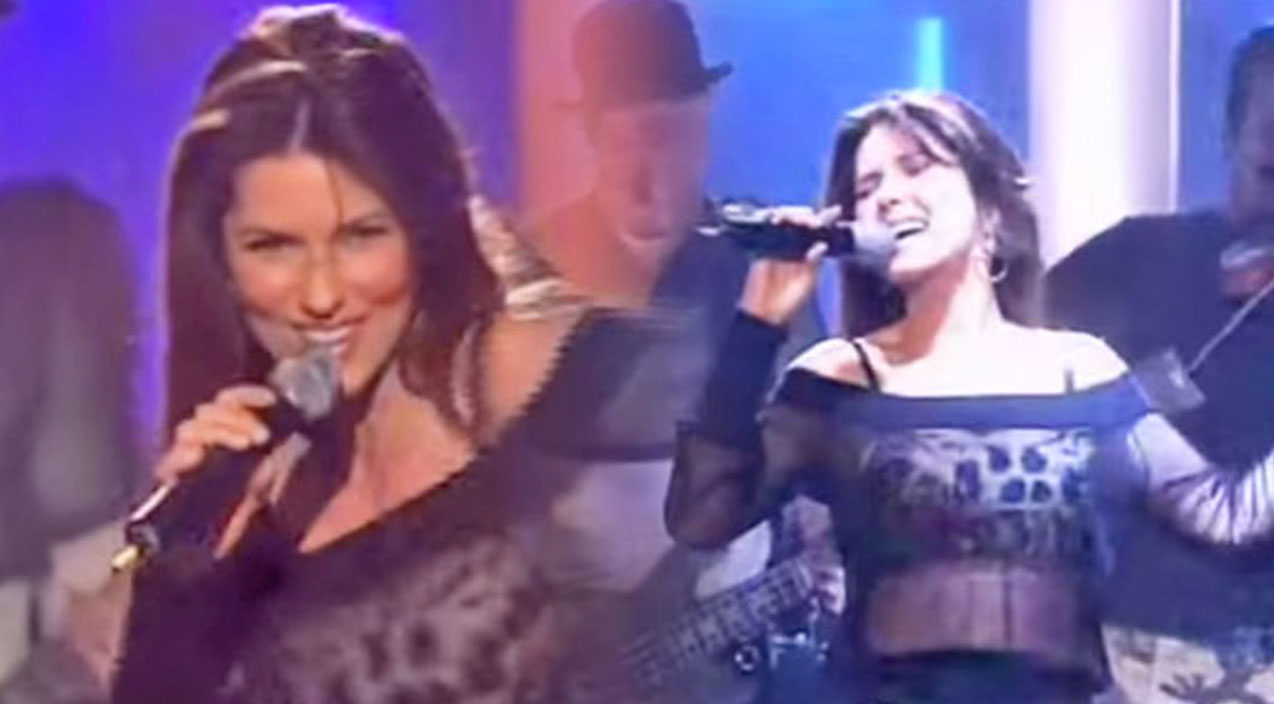 Shania twain Songs | Shania Twain - Thank You Baby! (For Makin' Someday Come So Soon) (VIDEO) | Country Music Videos