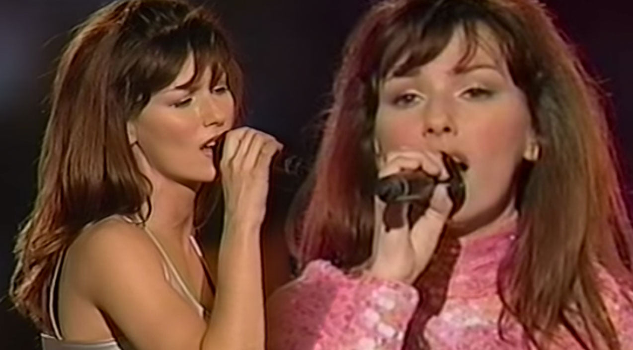Shania twain Songs | Shania Twain's 'Come On Over' Concert Special (WATCH) | Country Music Videos