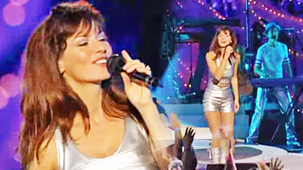Shania twain Songs | Shania Twain - Come On Over (LIVE) | Country Music Videos