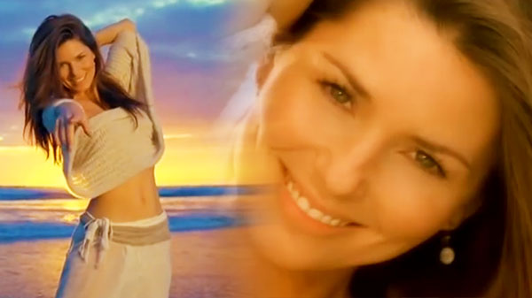 Shania twain Songs | Shania Twain - Forever and For Always (VIDEO) | Country Music Videos
