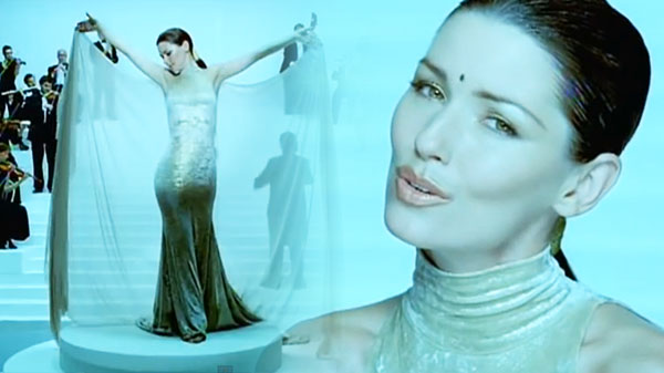Shania twain Songs | Shania Twain - From This Moment On (WATCH) | Country Music Videos