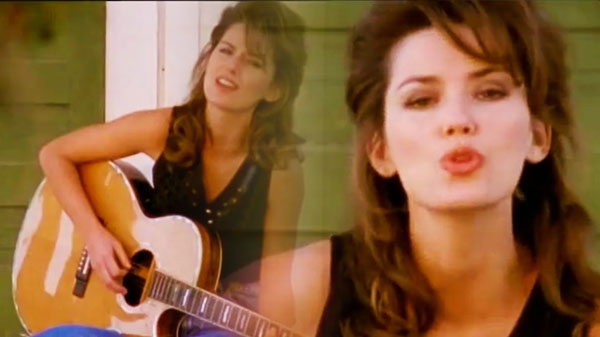 Shania twain Songs | Shania Twain - Whose Bed Have Your Boots Been Under? (VIDEO) | Country Music Videos