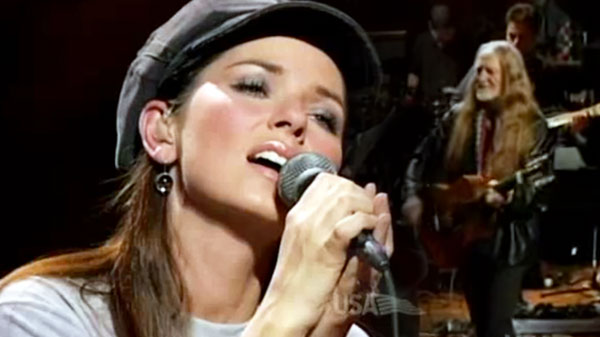 Willie nelson Songs | Shania Twain and Willie Nelson - Forever And For Always (WATCH) | Country Music Videos