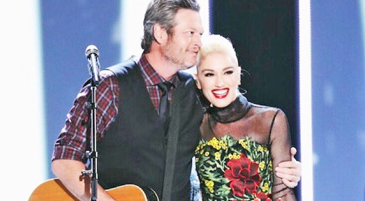 The voice Songs   Gwen Stefani Says Blake Shelton's 'Sexiness' Is Rubbing Off On Her In Hilarious Video   Country Music Videos