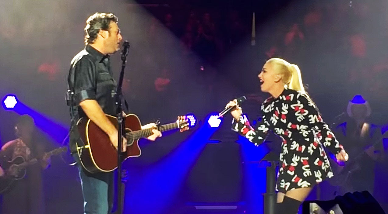 Gwen stefani Songs | Blake & Gwen Only Have Eyes For Each Other During Duet In His Home State | Country Music Videos