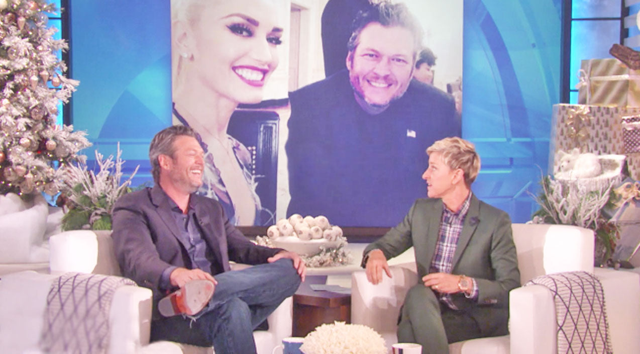 Gwen stefani Songs | Blake Shelton Gushes Over How 'Hot' Gwen Stefani Is | Country Music Videos