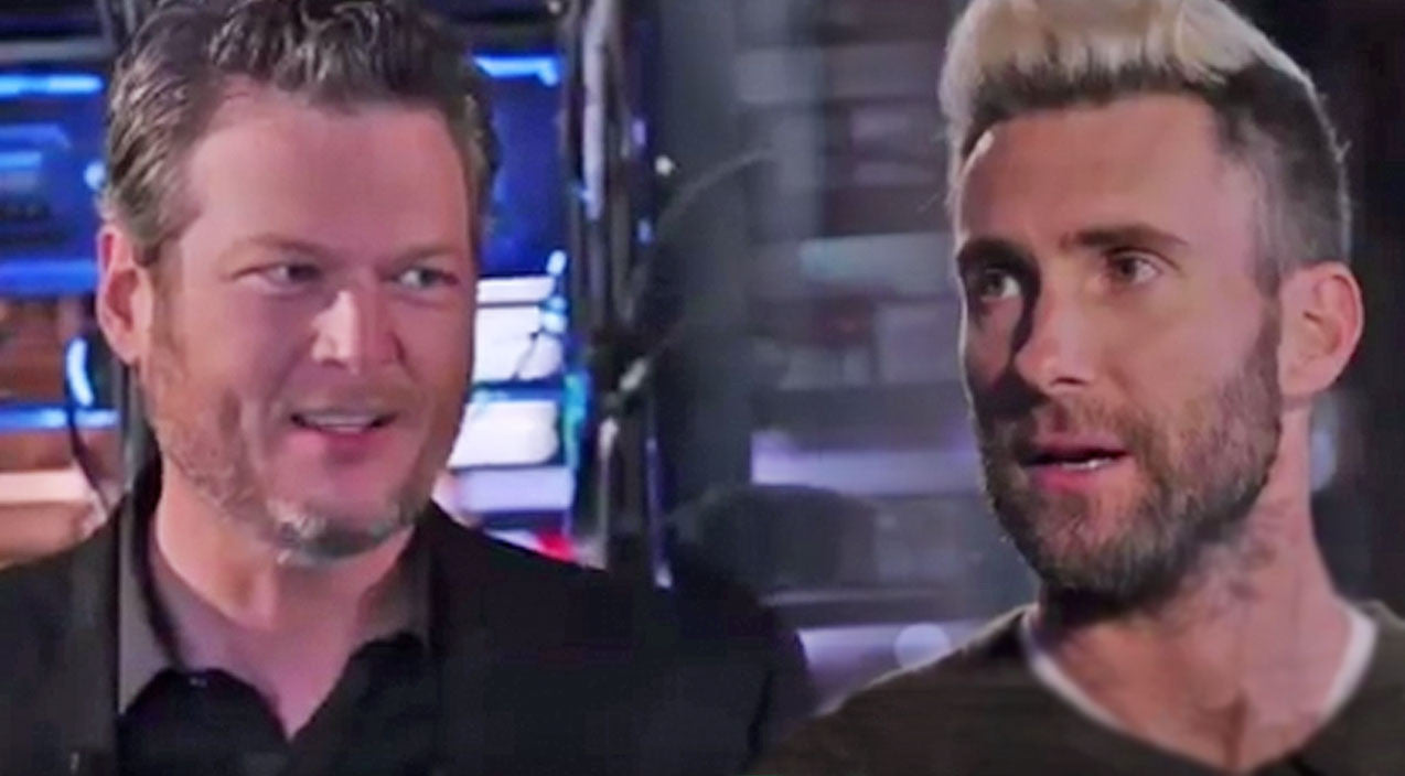 Gwen stefani Songs | Blake Shelton & Adam Levine Discuss Everything They Hate About Each Other | Country Music Videos