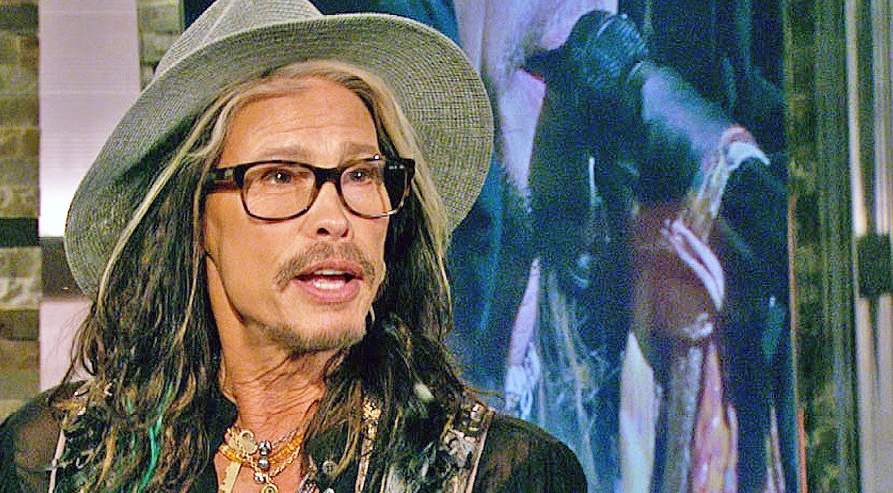 Steven tyler Songs | Steven Tyler Fires Back At Walt Disney World After Censorship Over Obscene Gesture | Country Music Videos