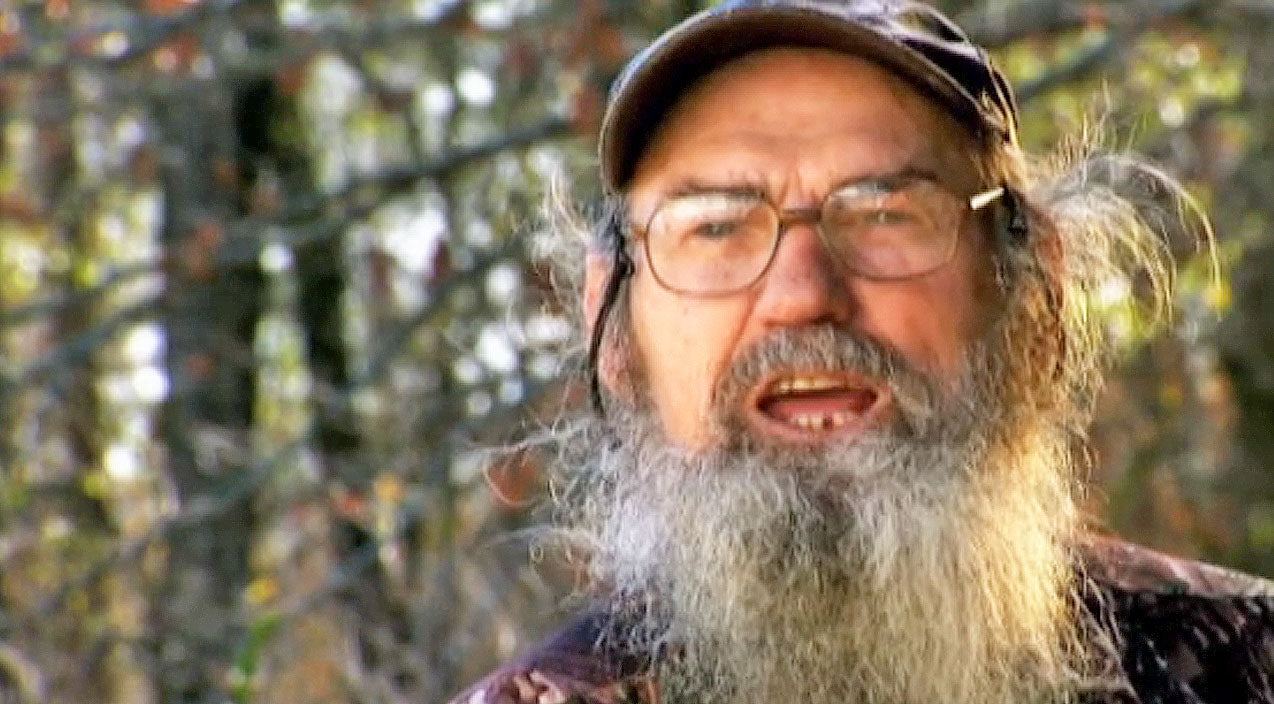 Si robertson Songs | Uncle Si Sings His Favorite Pop Songs, And It's Hysterical! | Country Music Videos