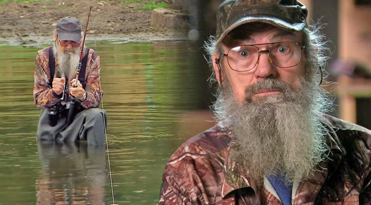 Si robertson Songs | Uncle Si Hilariously Battles The Loch Ness Monster | Country Music Videos