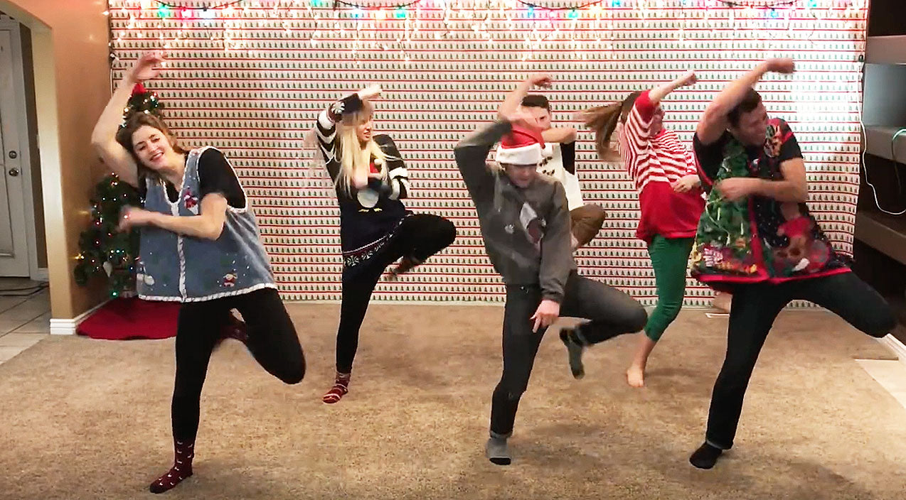 Viral content Songs | 8 Siblings Created The Ultimate Holiday Dance That'll Leave You In Tears | Country Music Videos
