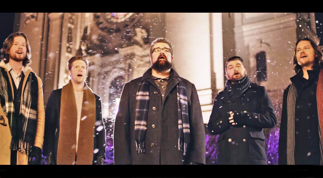 Home free Songs | Home Free Will Get You Into The Christmas Spirit With Magical 'Silent Night' | Country Music Videos
