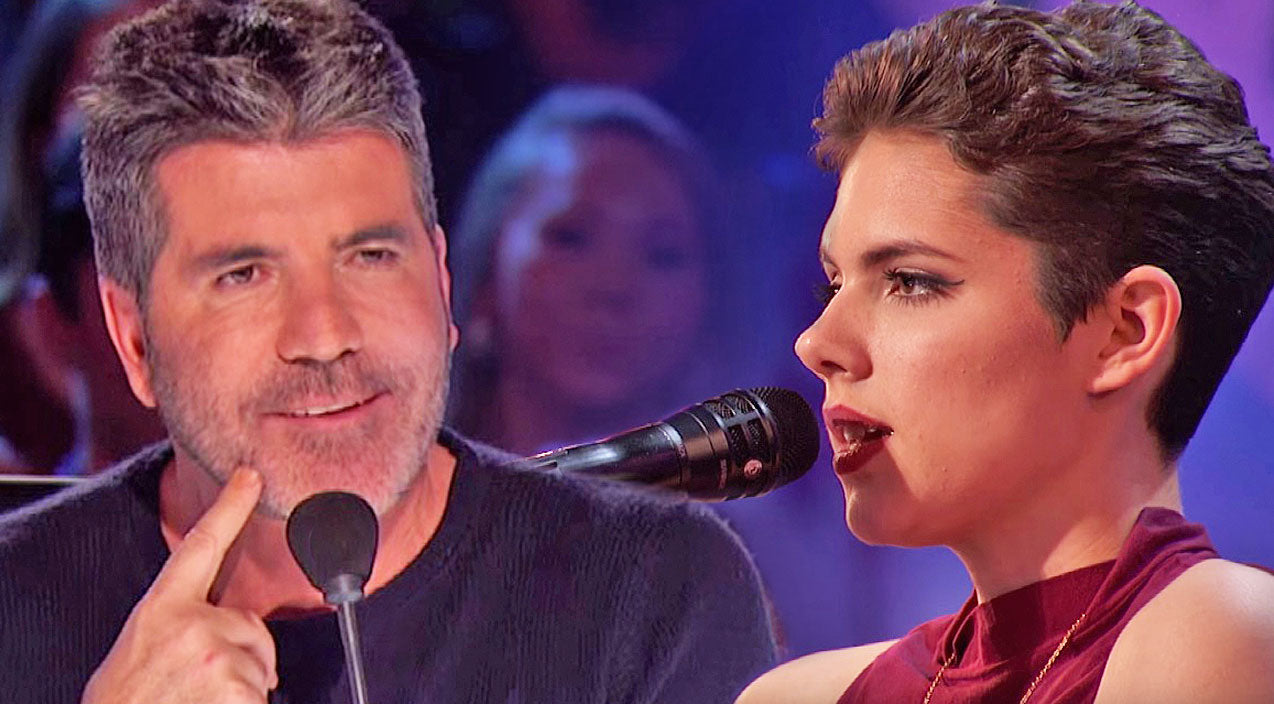 Simon cowell Songs | Young Cancer Survivor Sends Entire Room To Its Feet With Inspirational Performance | Country Music Videos
