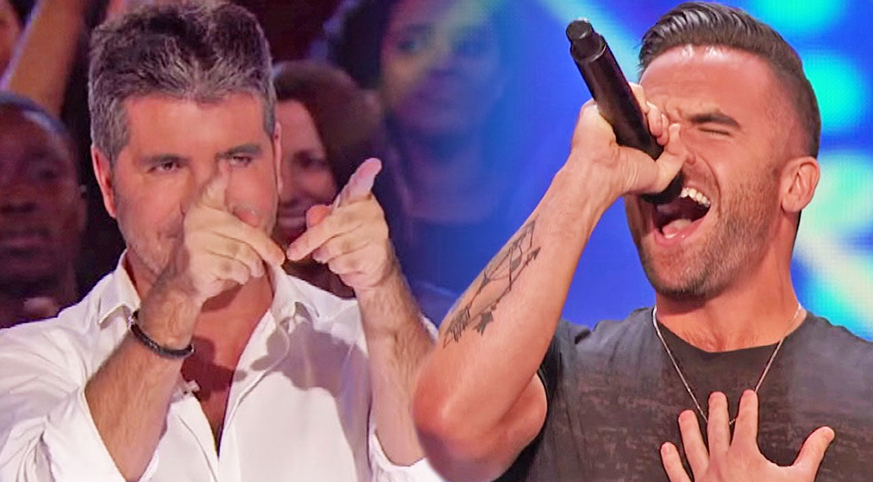 Simon cowell Songs | Aspiring Singer Belts Out Iconic 70s Hit, And The Crowd Goes WILD! | Country Music Videos