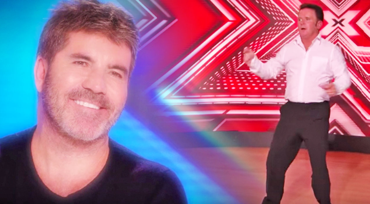 Elvis presley Songs | Simon Cowell Falls In Love With Man's Elvis Cover In Most Awkward Audition Ever | Country Music Videos