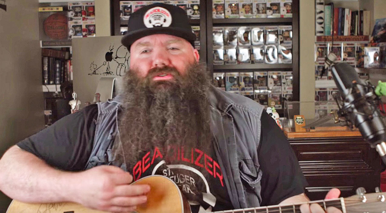 Lynyrd skynyrd Songs | Southern Man Bleeds Raw Talent In Stripped-Down Cover Of Skynyrd's 'Simple Man' | Country Music Videos