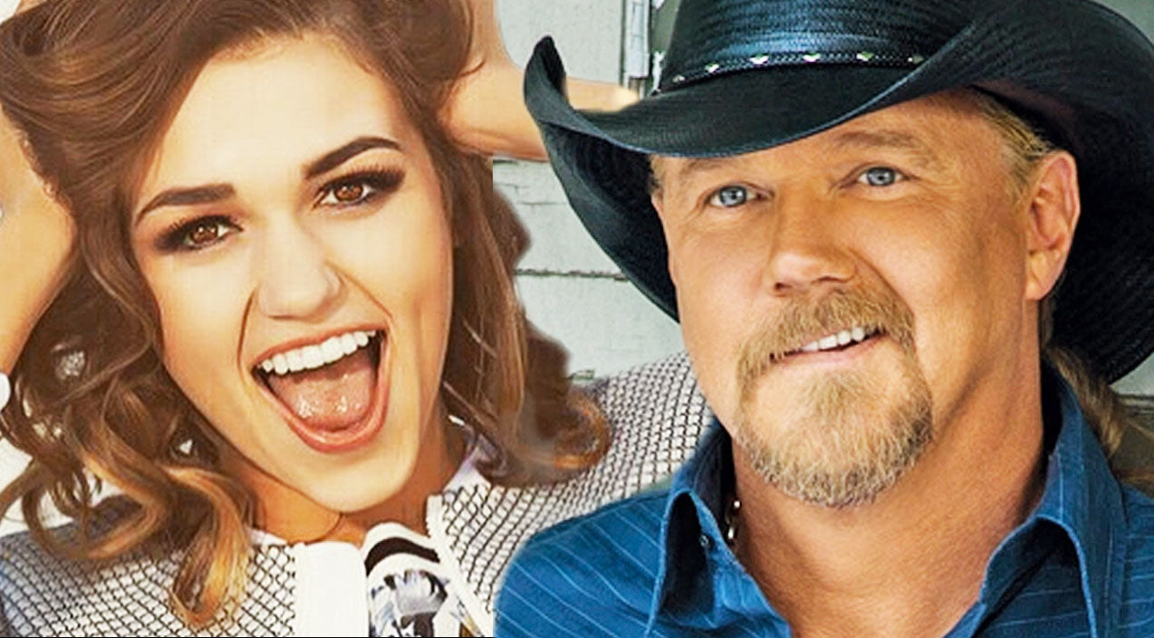 Trace adkins Songs | Sadie Robertson Sings 'Honky Tonk Badonkadonk.' Trace Adkins' Reaction? PRICELESS! | Country Music Videos