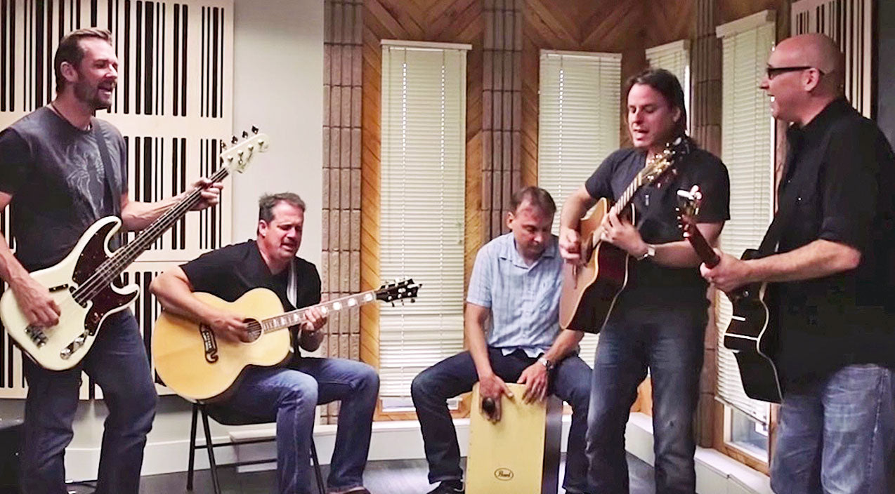 Lynyrd skynyrd Songs | Florida Band Sister Hazel Delivers Acoustic 'What's Your Name' Tribute You Never Knew You Needed | Country Music Videos