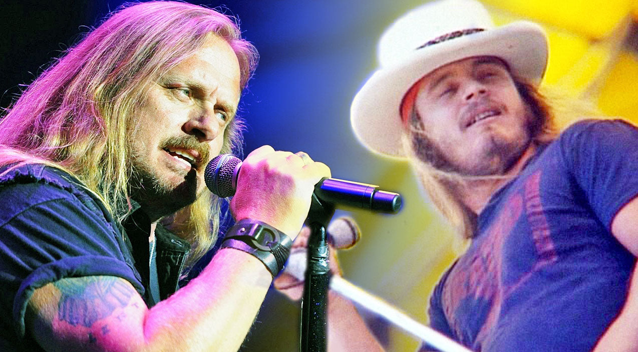Lynyrd skynyrd Songs | Lynyrd Skynyrd's Virtual Duet Of 'Travelin' Man' With Ronnie Van Zant Will Give You Goosebumps | Country Music Videos