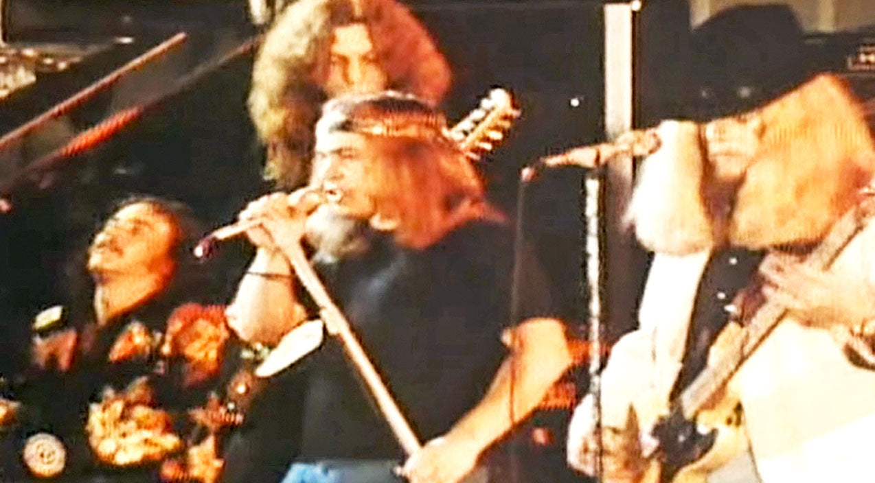 Lynyrd skynyrd Songs | RARE FOOTAGE: Lynyrd Skynyrd Takes Hamburg By Storm With Wild Performance Of 'Workin' For MCA' | Country Music Videos