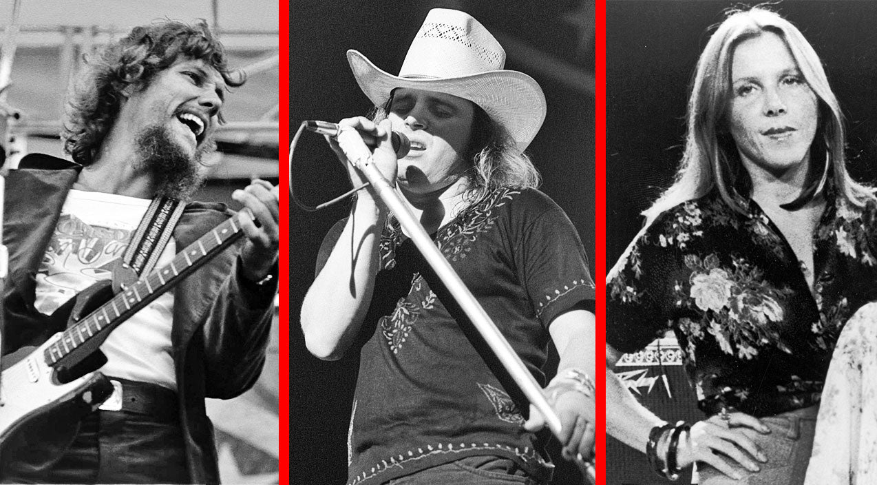 Lynyrd skynyrd Songs | 40 Years Later: Remembering Lynyrd Skynyrd's 'Free Birds' On The Day Southern Rock Changed Forever | Country Music Videos