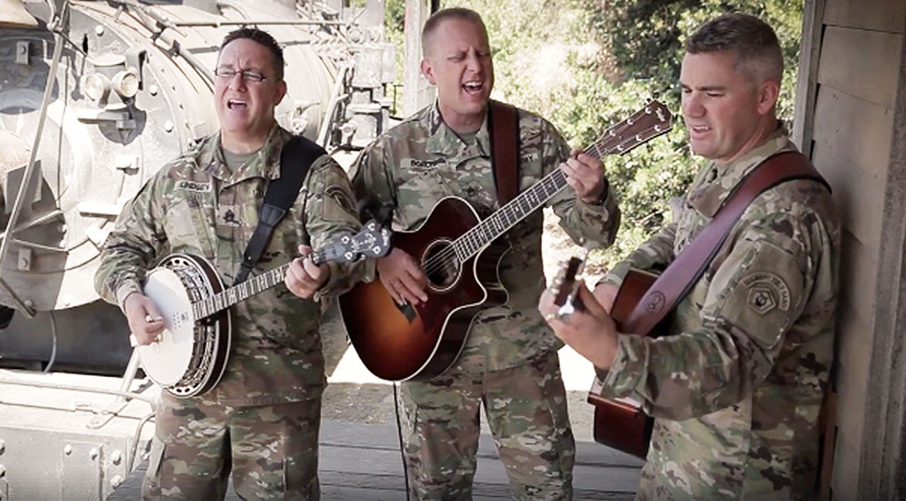 The allman brothers Songs | Army Soldiers Channel Allman Brothers In Phenomenal Tribute | Country Music Videos