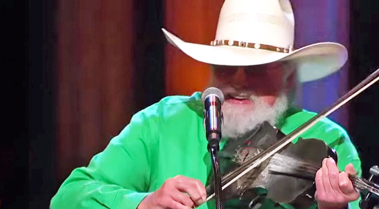 Charlie daniels band Songs | 78 Yr. Old Charlie Daniels 'Burns Down the House' In AGGRESSIVE Performance At The Grand Ole Opry | Country Music Videos