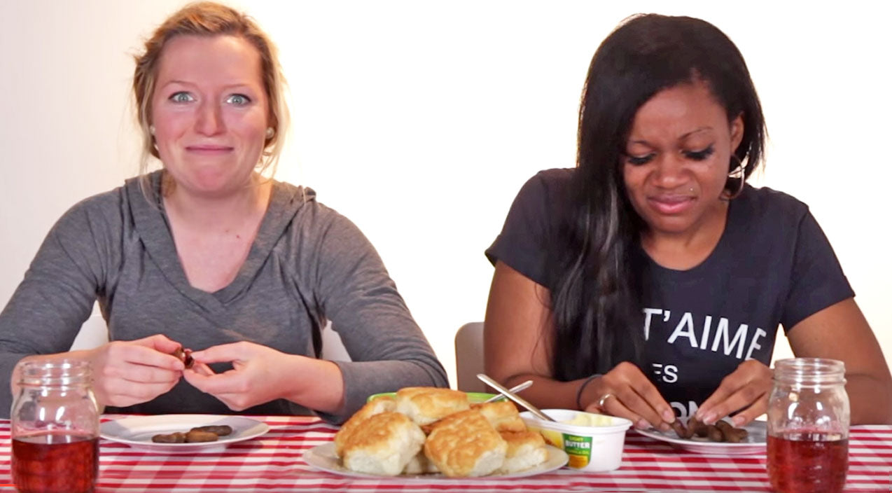 Funny Songs | Here's What Happens When Northerners Try Southern Food For The First Time | Country Music Videos
