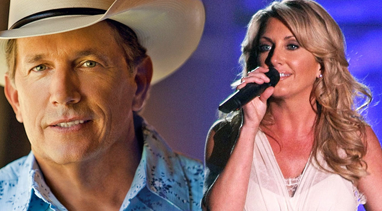 Lee ann womack Songs | Lee Ann Womack Honors George Strait With Heartfelt, Original Song About Him | Country Music Videos