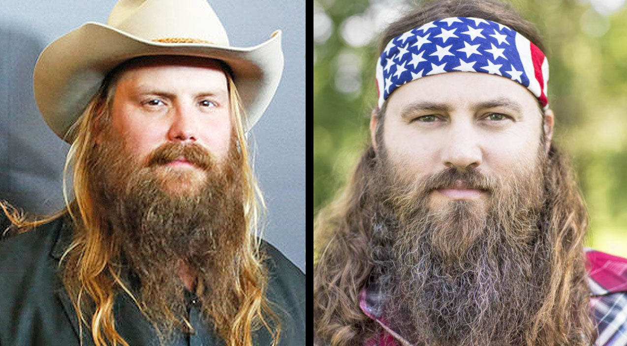 Duck dynasty Songs | Chris Stapleton Reveals He Gets Confused With The Duck Dynasty Guys | Country Music Videos