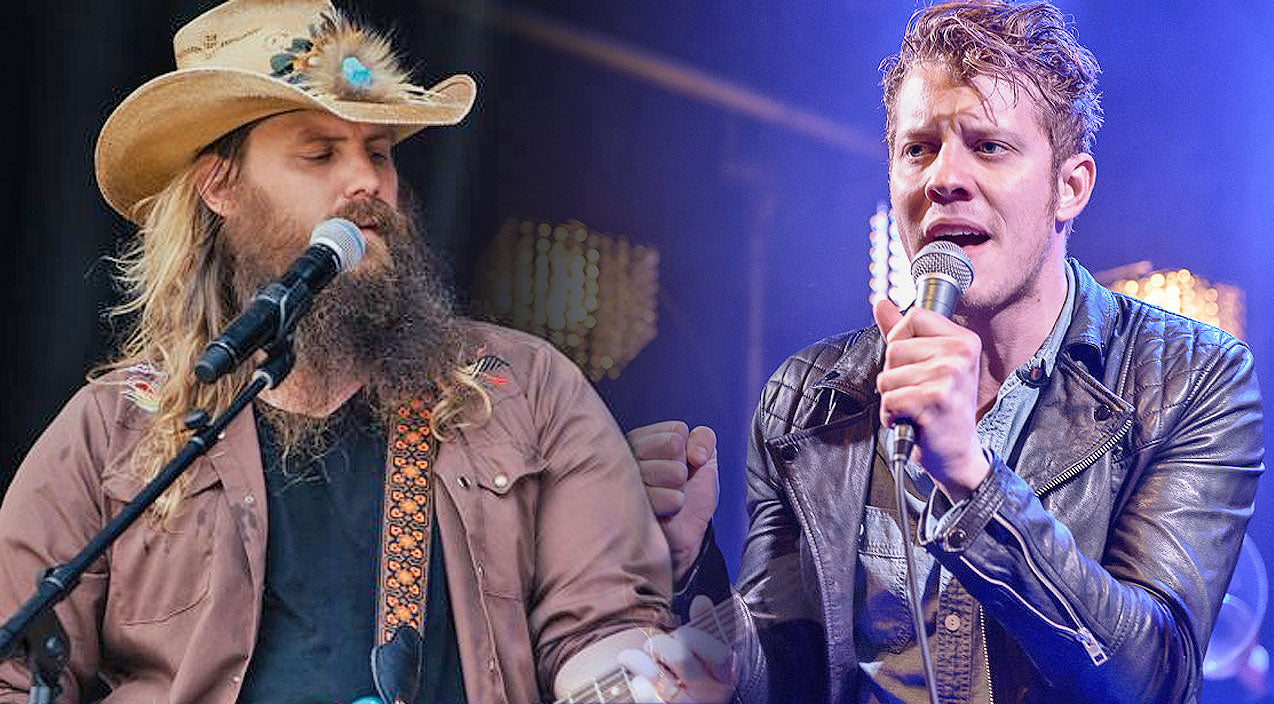 Chris stapleton Songs | Popular CCR Hit Is Brought Back To Life By Chris Stapleton And Anderson East | Country Music Videos