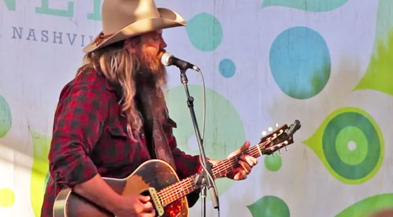 Chris stapleton Songs | Chris Stapleton Performs Unreleased Song That 'You Should Probably' Hear Immediately | Country Music Videos