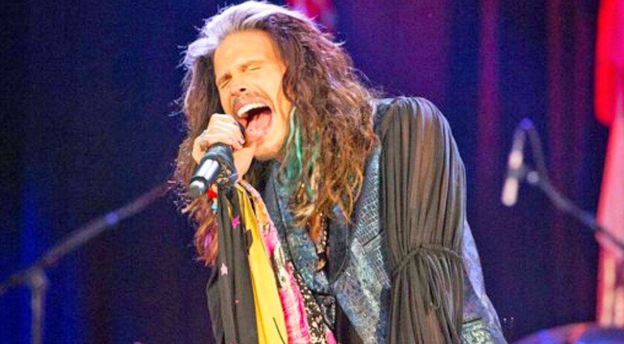 Steven tyler Songs | Steven Tyler Rocks The Stage With Electrifying Cover of 'Piece Of My Heart' | Country Music Videos