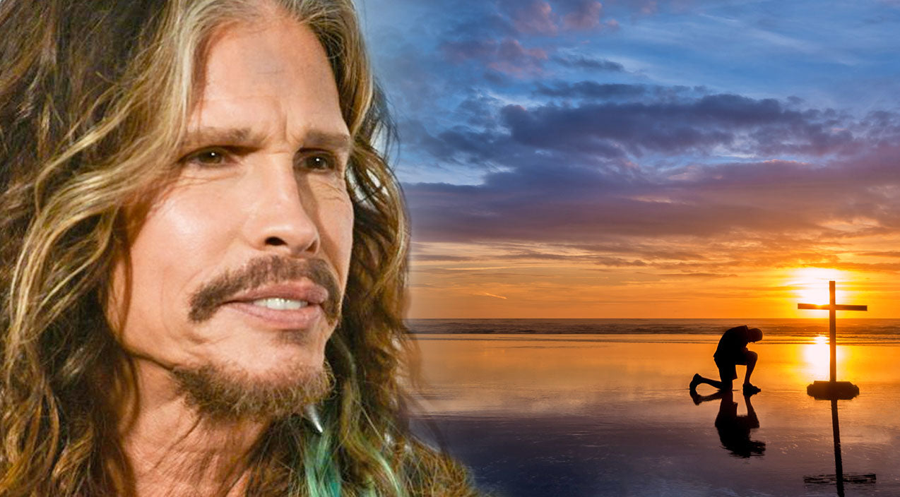 Steven tyler Songs | Steven Tyler's Soulful Rendition Of 'Jesus Is On The Mainline' Will Leave Y'all Speechless! (RARE) (VIDEO) | Country Music Videos