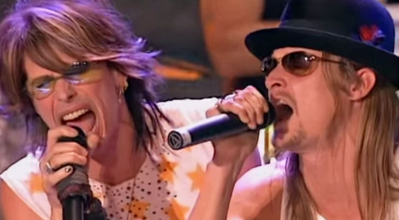 Steven tyler Songs | This Must-See Performance Of Aerosmith & Kid Rock Singing 'Sweet Emotion' Will Blow Y'all Away! (WATCH) | Country Music Videos