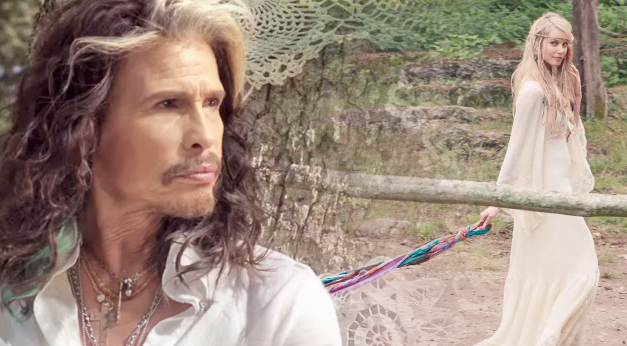 Steven tyler Songs | Y'all Are About To Fall In Love With Steven Tyler's Free-Spirited Music Video For 'Love Is Your Name' (WATCH) | Country Music Videos