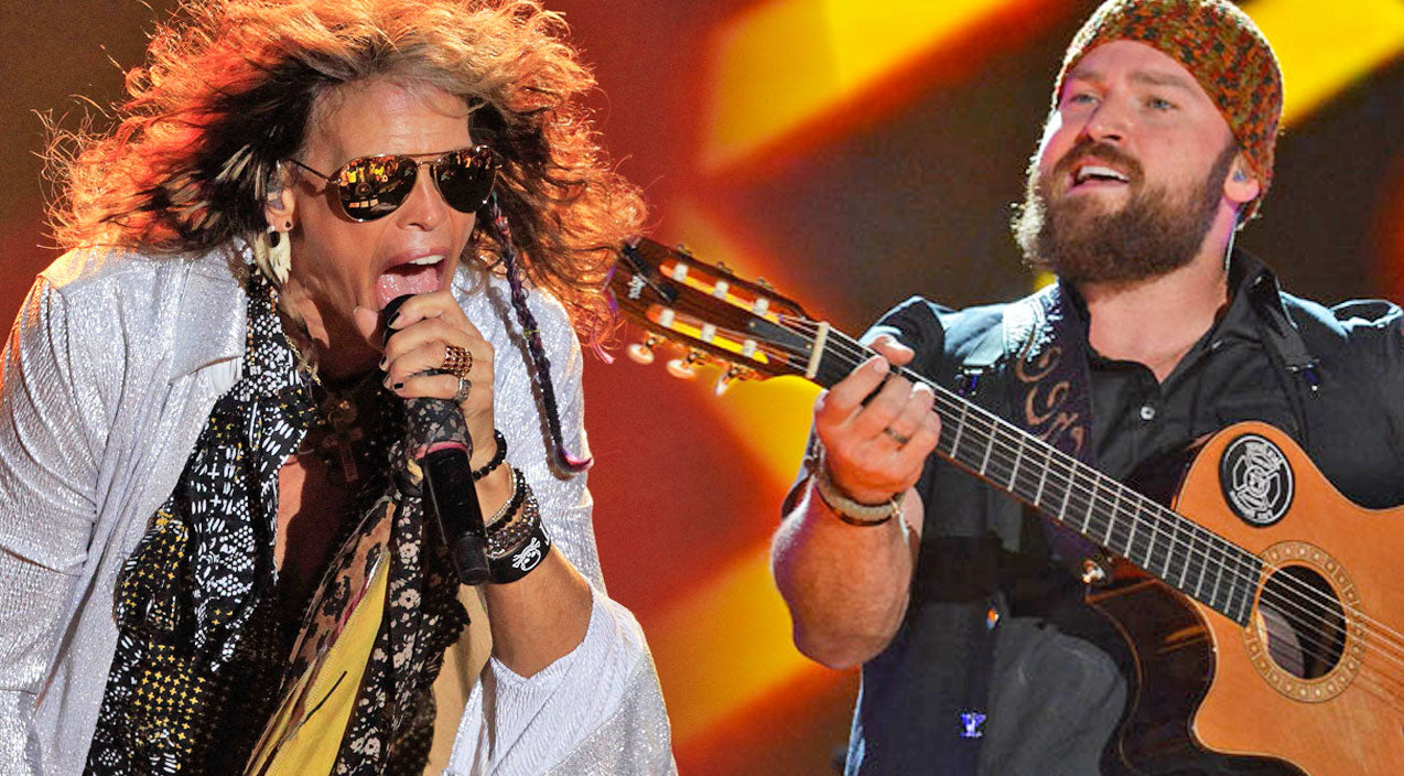 Zac brown band Songs   Y'all Will Never Believe What Happens When Steven Tyler Joins Zac Brown Band On Stage!   Country Music Videos