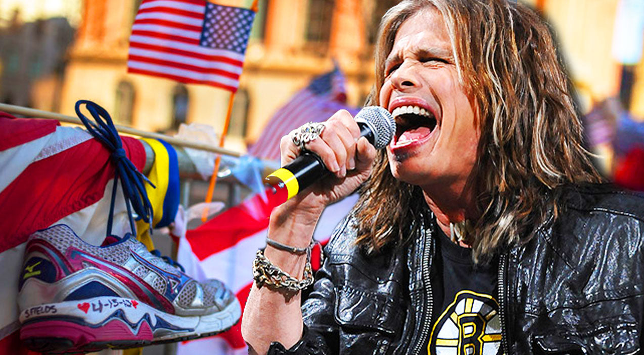 Steven tyler Songs | Steven Tyler Sings Iconic Ballad, 'Dream On' To Honor Boston Bombing Victims (Heartwarming!) | Country Music Videos