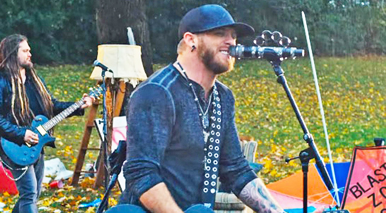 Modern country Songs | Brantley Gilbert's 'Stone Cold Sober' Music Video Is One Big Party | Country Music Videos