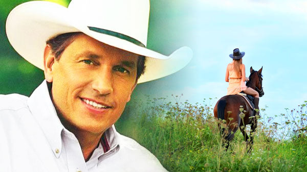 George strait Songs | George Strait - Gone As A Girl Can Get (WATCH) | Country Music Videos