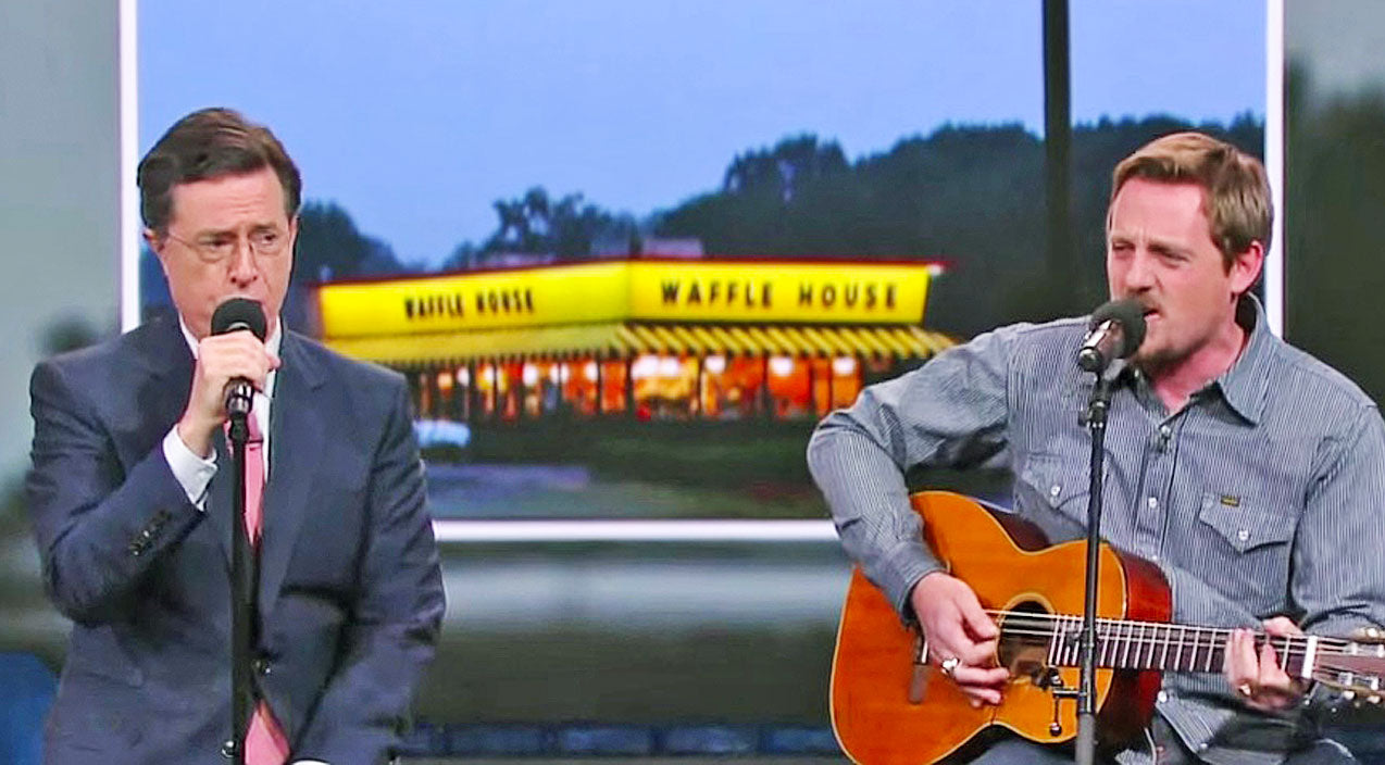 Sturgill simpson Songs | Sturgill Simpson Debuts New Song About...WAFFLE HOUSE? This Will Have You Cracking Up! | Country Music Videos